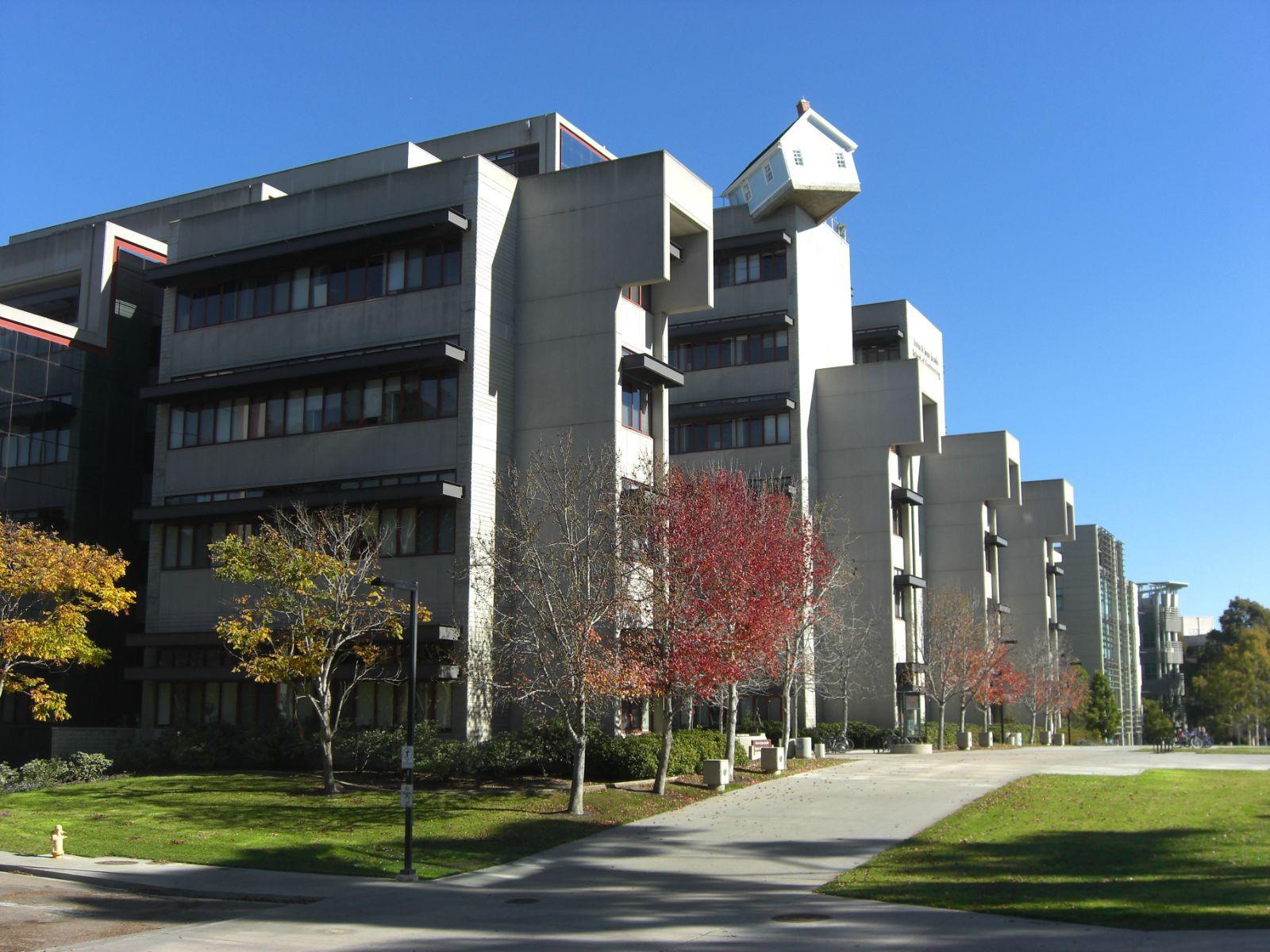 ucsd大学风景